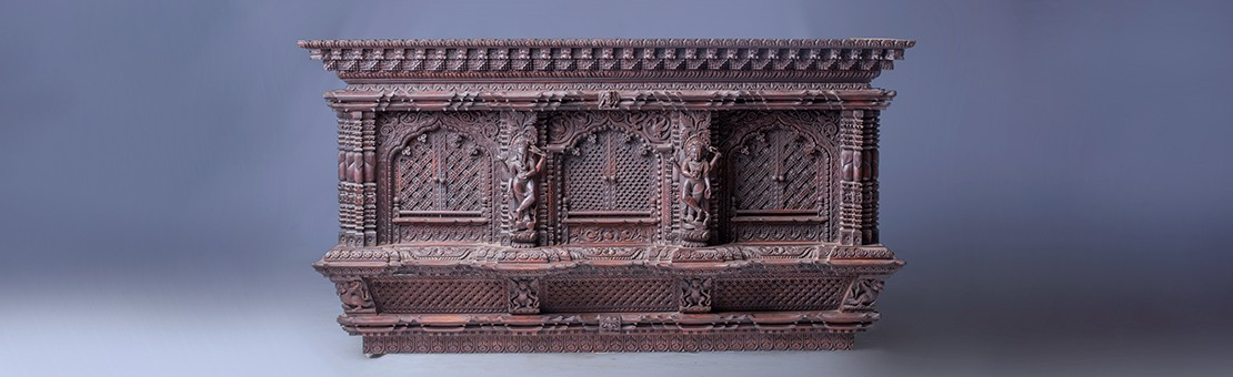 Hand Carved Window
